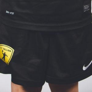Nike lühikesed püksid HC Tallinn logoga