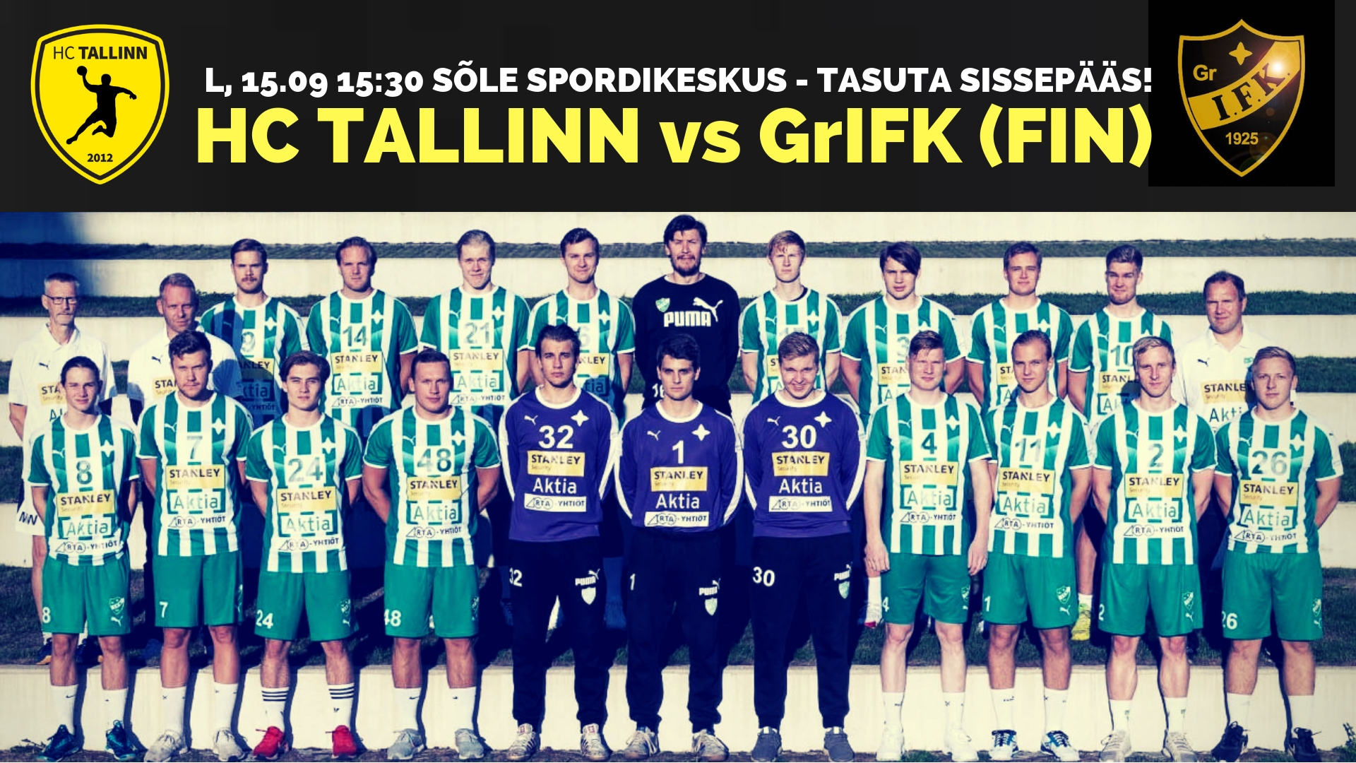HC TALLINN vs GrIFK (FIN)-2