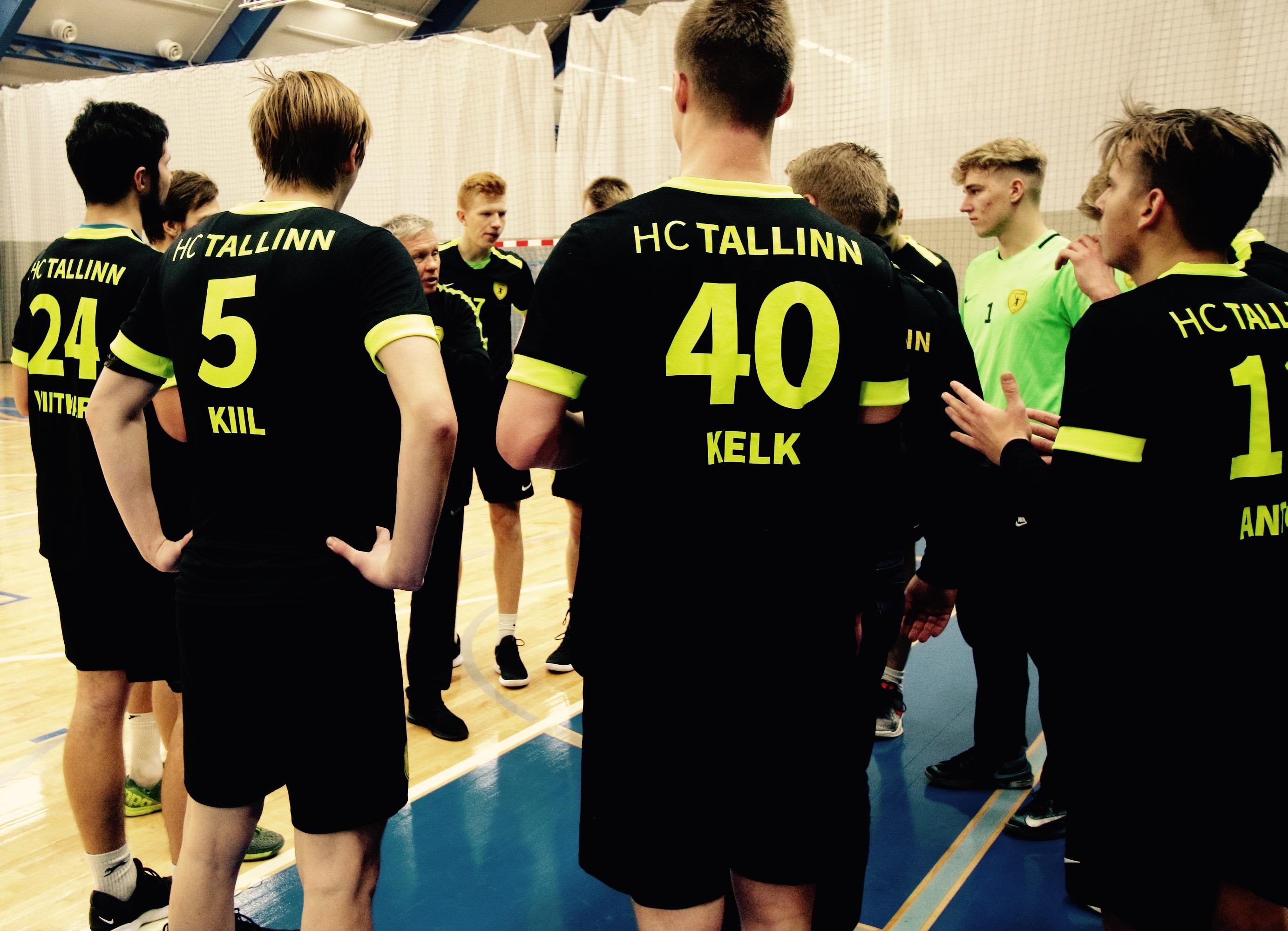 HC Tallinn - Coop Põlva 33:31