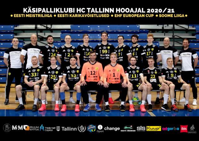 HC Tallinn lõpetas hooaja viimases mängus Serviti võiduseeria