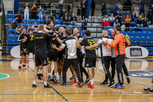 HC Tallinn alistas võimsa lõpuga Leedu meistri ning pääses eurosarjas edasi+ ETV videoklipp