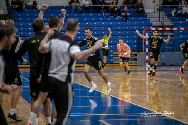 Eurosarjas edasi jõudnud HC Tallinn alistas Leedu meistri