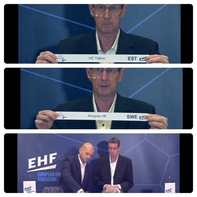 HC Tallinn kohtub eurosarjas tugevate rootslastega